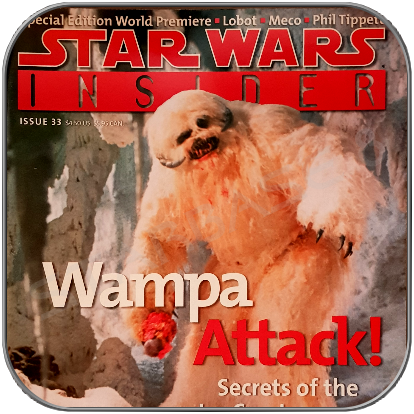 STAR WARS INSIDER MAGAZIN ISSUE 33