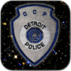 ROBOCOP OCP DETROIT POLICE UNIFORM AUFNÄHER / PATCH