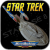 U.S.S. ENTERPRISE NCC-1701-E - STAR TREK MICRO MACHINES