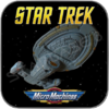 U.S.S. VOYAGER NCC-74656 - STAR TREK MICRO MACHINES
