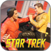 KIRK vs. KHAN DIORAMA - STAR TREK ACTION FIGUREN DIAMOND
