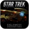 CARDASSIAN GALOR CLASS (EAGLEMOSS STAR TREK MODELL OHNE MAGAZIN)