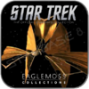 BAJORAN SOLAR SAILOR (EAGLEMOSS STAR TREK MODELL OHNE MAGAZIN)
