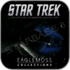 KRENIM TEMPORAL WEAPON SHIP (EAGLEMOSS STAR TREK MODELL OHNE MAGAZIN)
