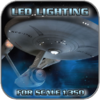 LED SET für den Polar Lights Bausatz der USS ENTERPRISE 1701 in 1/350