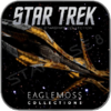 BIO-SHIP - SPECIES 8472 (EAGLEMOSS STAR TREK MODELL OHNE MAGAZIN)