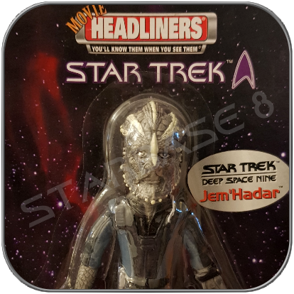 JEM'HADAR SOLDIER - HEADLINER BIEGEFIGUR - STAR TREK DS9 DOMINION WAR