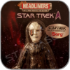 BORG DRONE - HEADLINER BIEGEFIGUR - STAR TREK FIRST CONTACT