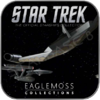 ROMULAN BIRD OF PREY (EAGLEMOSS STAR TREK MODELL OHNE MAGAZIN)