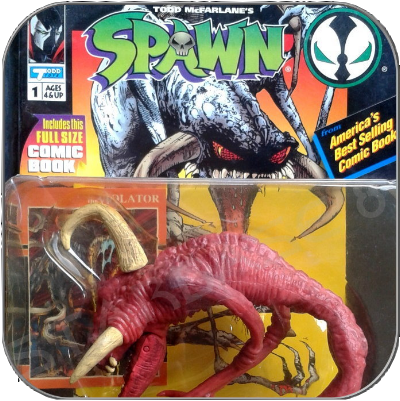 VIOLATOR - SPAWN ACTION FIGUR von McFarlane