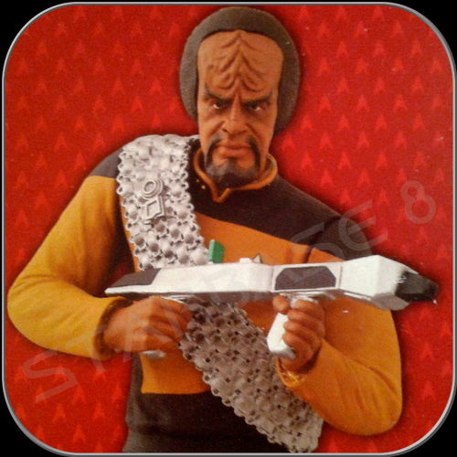 Lieutenant WORF (Diamond Action Figur)