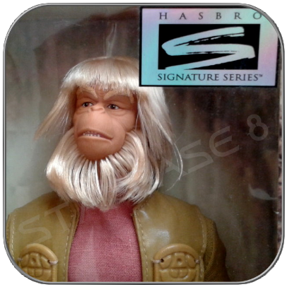 Dr. ZAIUS - PLANET OF THE APES COLLECTOR FIGUR