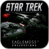 KLINGON ATTACK CRUISER (EAGLEMOSS STAR TREK MODELL OHNE MAGAZIN)