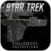 ANTARES SCIENCE VESSEL (EAGLEMOSS STAR TREK MODELL OHNE MAGAZIN)