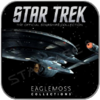 S.S. ENTERPRISE NX-01 REFIT (EAGLEMOSS STAR TREK MODELL OHNE MAGAZIN)