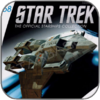 FEDERATION ATTACK FIGHTER (EAGLEMOSS STAR TREK STARSHIP COLLECTION 68)