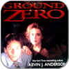 GROUND ZERO - X-FILES ROMAN/NOVEL - HARDCOVER