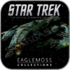 BREEN WARSHIP (EAGLEMOSS STAR TREK MODELL OHNE MAGAZIN)