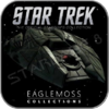 KLINGON TRANSPORT SHIP (EAGLEMOSS STAR TREK MODELL OHNE MAGAZIN)