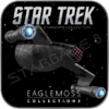 HARRY MUDD'S CLASS-J STARSHIP (EAGLEMOSS STAR TREK MODELL OHNE MAGAZIN)