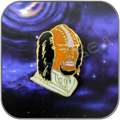 KLINGON WARRIOR ANSTECKER / PIN