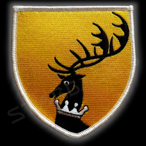HOUSE of BARATHEON - EMBLEM PATCH