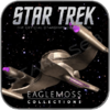 GORN SHIP (EAGLEMOSS STAR TREK MODELL OHNE MAGAZIN)