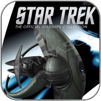 S.S Star Trek Metall Raumschiff Modell Diecast neu Botany Bay