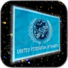 FLAGGE UNITED FEDERATION OF PLANETS UNIFORM AUFNÄHER