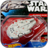 MILLENNIUM FALCON E7 - STAR WARS HOT WHEELS METALL MODELL