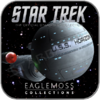 USS HORIZON (EAGLEMOSS STAR TREK MODELL OHNE MAGAZIN)