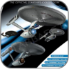 USS ENTERPRISE 4er SET (EAGLEMOSS STAR TREK STARSHIP COLLECTION)