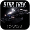 SMUGGLER SHIP (EAGLEMOSS STAR TREK MODELL OHNE MAGAZIN)