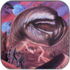 DUNE - SANDWORMS OF ARAKIS - KUNSTDRUCK POSTER