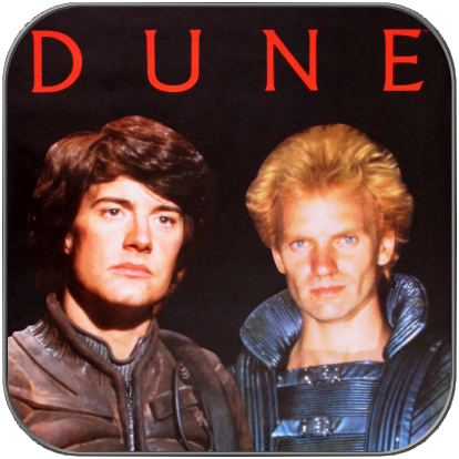 DUNE - PAUL and FEYD POSTER