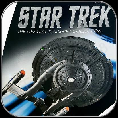 NX-01 ENTERPRISE STAR TREK EAGLEMOSS STARSHIPS COLLECTION SHOP
