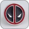 DEADPOOL LOGO ANSTECKPIN - MARVEL CINEMATIC