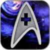 STARFLEET MEDICAL - UNIFORM EMBLEM PIN
