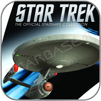 USS ENTERPRISE 1701 - PHASE II CONCEPT (EAGLEMOSS BONUS ISSUE)