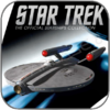 USS BONAVENTURE NCC-1000 (EAGLEMOSS STAR TREK STARSHIP COLLECTION)