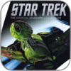 LANDING KLINGON BIRD OF PREY (EAGLEMOSS STAR TREK STARSHIP COLLECTION)
