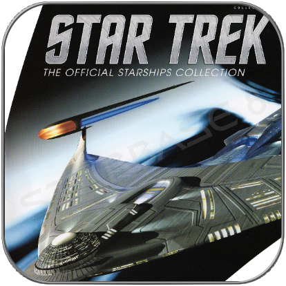 USS ALTAIR (EAGLEMOSS STAR TREK STARSHIP COLLECTION)