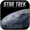 USS ENTERPRISE 1701-F (EAGLEMOSS STAR TREK STARSHIP COLLECTION)