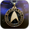 STARFLEET UFP HALSKETTE / NECKLACE - STAR TREK