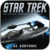 USS RELIANT (EAGLEMOSS STAR TREK STARSHIP COLLECTION XL09)