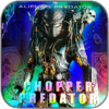 CHOPPER PREDATOR - ALIEN vs. PREDATOR HOT TOYS SIDESHOW
