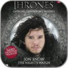 JON SNOW NIGHT WATCH (GAME OF THRONES EAGLEMOSS COLLECTION)