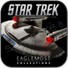 UES INTREPID (EAGLEMOSS STAR TREK MODELL OHNE MAGAZIN)