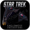 FEDERATION AEON TIMESHIP (EAGLEMOSS STAR TREK MODELL OHNE MAGAZIN)