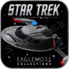 COUSTEAU - 1701-E CAPTAINS YACHT (EAGLEMOSS STAR TREK MODELL OHNE MAGAZIN)